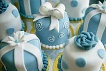 Fabulous BLUE Cakes