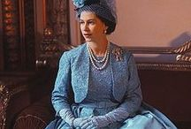 A BLUE Queen / After 60 years on the throne, the Queen's outfits on her thousands of visits and tours have proved she is a bastion of good taste and style. But many have wondered what Her Majesty's favourite colour is - until now. Vogue magazine has studied every outfit she has worn in the last 12 months and found that blue is called royal for a reason.
