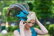 Extravagant Ascot Hats / The world's most glamorous race day, Ladies Day at Royal Ascot is renowned as the biggest day on the British social and sporting calendar