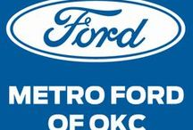 About Metro Ford of OKC
