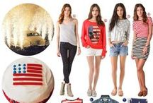 4th of july style ideas / by Made in USA Challenge