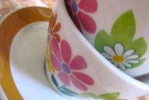 ♥ VINTAGE MUGS AND CUPS ♥ / Who you calling a mug ?