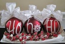 Christmas decorating & crafts / by Kristi Smith