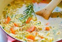 Soups, Stews, Chili / by Kristi Smith