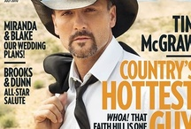 Favorite Men of Country Music  / by Donna DeForge Delikat