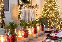Christmas / by Margarita (Party Inspirations)
