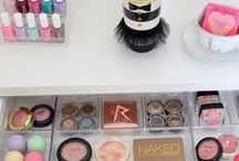 PRETTY-GIRLY-CUTE-MAKE-UP-PERFUME! / by Margarita (Party Inspirations)