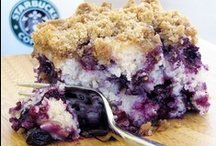 Blueberry,Blackberry,Recipes / LACE / by Jean Kneff