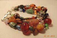 Jewelry Mine / Jewelry I have made  / by Lori Neff