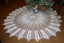 crochet threads / by Lori Neff