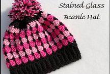 Crochet hats, bags / by Lori Neff