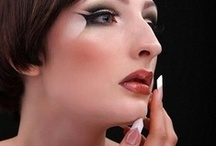 UNIQUE, ADVANCED NAILS AND MAKEUP GROUP / UNIQUE | ADVANCED...not your everyday look, but it could be :-) / by HAUTE Nails