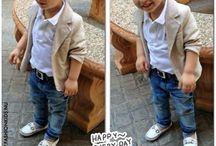 Kid's Fashion / by Stephanie West