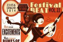 Festival Beat 2014 Salsomaggiore / Festival Beat 2014 Salsomaggiore 2-3-4-5-6 luglio