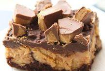 yummy dessert ideas! / by Samantha Goodspeed