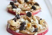 Yummy Snack Ideas / by Samantha Goodspeed