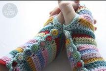 crochet mittens / by Lori Neff