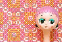 ♥ TWIGGY HEAD ♥