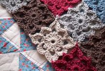 Crochet squares / by Lori Neff