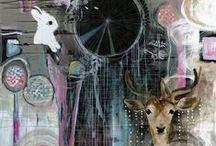 Earth Day With Luna / FᏞᎾᎡᎪ ❃ FᎪᏌNᎪ ❁ Ꭼ ᎪᎡᎢᎻ & ᎪᎡᎢ / by Shelley Novotny