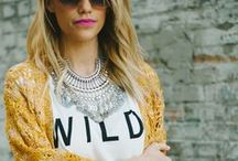 Fashion Style ❁❀❁♫ / http://shelleynovotny.com/ / by Shelley Novotny