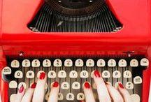Typewriters: Tap Tap Tap / Vintage Typewriters