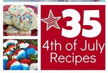 4th of July / by Samantha Goodspeed