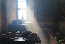 Medieval cooking / Cooking medieval food