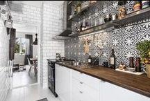 C U I S I N E / Faites de votre cuisine un lieu de modernité et d'échanges selon vos goûts et vos envies.