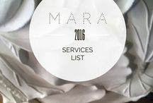 MARA / MARA is a new lifestyle management service designed by AlbertaLaGrup which offers Only the Essentials.