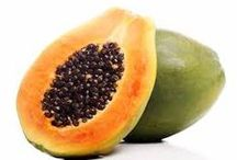 Pawpaw (Papaya) / Check out this board for posts related to Pawpaw, also known as; Paw Paw, Papaya, Papaw, Asimina Triloba, Carica Papaya, Papain