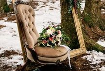 Woodland Thicket Wedding ❁❀❁♫ / http://shelleynovotny.com/