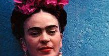 Frida Khalo inspiration