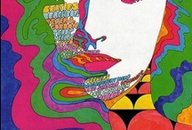 60's Psychedelic Album Cover Art / simply put, the best that the 1960's have to offer in regard to psychedelic album covers!