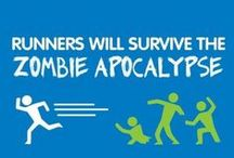 Runners will survive the zombie apocalypse