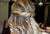 Pretty, gorgeous hair / by Sydney Heffner