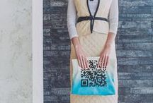 •QR-collection• / inspiration for my women's collection