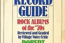 Rock & Roll History Books / by MusicStack