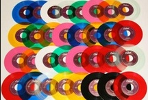 Colored Vinyl & Assorted Flavors / Vinyl records come is all sorts of colors, here we will showcase some of the available colored vinyl for music lovers to enjoy! / by MusicStack