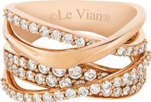 Le Vian Collection / Their rich history, paired with their reputation for quality and unique style has made Le Vian popular with celebrities and royalty for centuries. We've teamed up with the innovative designers at Le Vian to bring you exclusive styles you won't see at any other jewelry store.