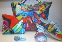 Bolsos y zapatos Vas hecha un cuadro