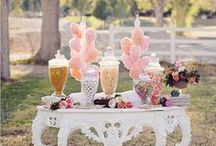 Spring Wedding /  Ideas And Inspiration For A Gorgeous Spring Wedding.