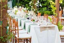 Summer Wedding / Romantic Summer Wedding Ideas And Inspiration.