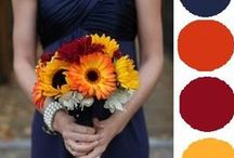 Fall Wedding / Autumn Wedding Ideas And Inspiration You'll Fall In Love With.