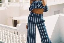 summer looks / all outfits i love and want to try in summer