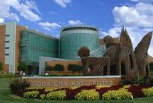 Sioux City Stops / Sioux City, Iowa has a lot to offer, and we have it all right here.
