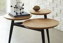Tables / by Gilberto Caro
