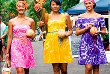 Polynesian woman / Celebrating the unique beauty, fashion and style of the pacifika woman.  / by Anna Via