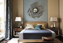 bedrooms / a place for peace and tranquility |  bedrooms should relax the soul and unravel the busyness of the day