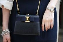 """handbags / three words that can intimidate a man: """"hold my purse"""""""